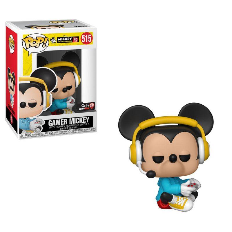 Gamer Mickey (Sitting)