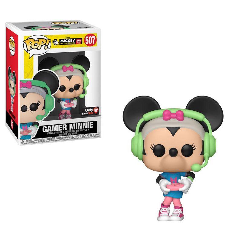 Gamer Minnie