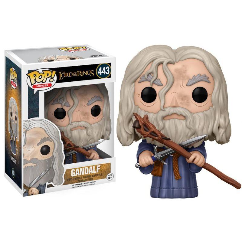 Gandalf (Balrog Fight)