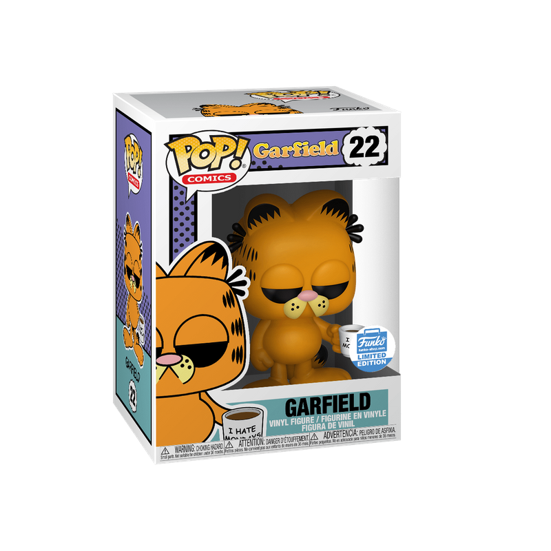 Garfield (I Hate Mondays Mug)