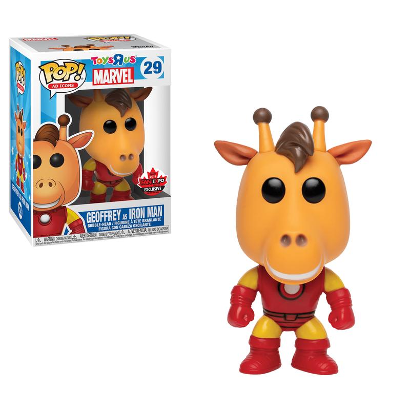 Geoffrey As Iron Man [Fan Expo]