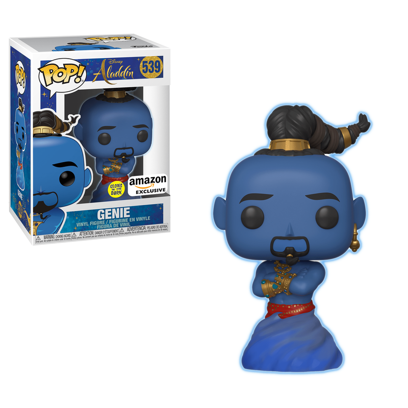 Genie (Live Action) (Glow In The Dark)