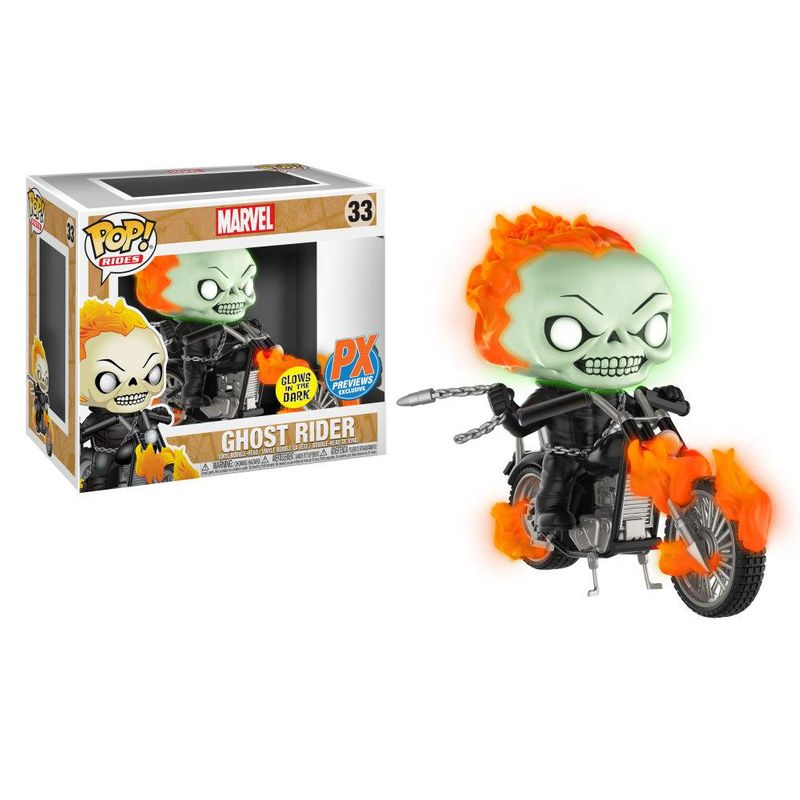 Ghost Rider (Glow in the Dark)