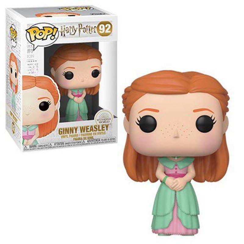 Ginny Weasley (Yule Ball)