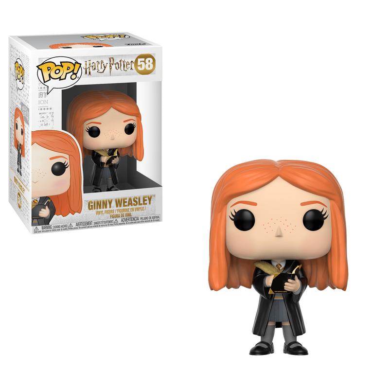 Ginny Weasley (w/ Tom Riddle Diary)