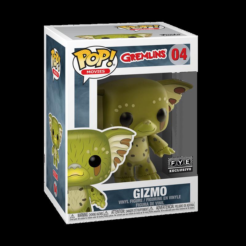 Gizmo as a Gremlin