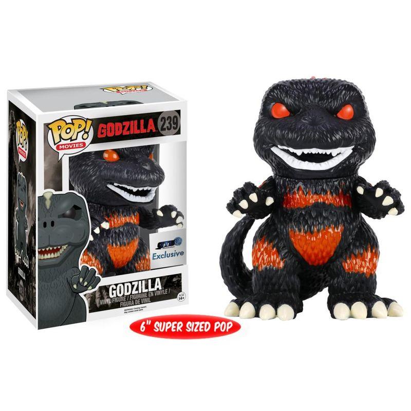 Godzilla (Burning)