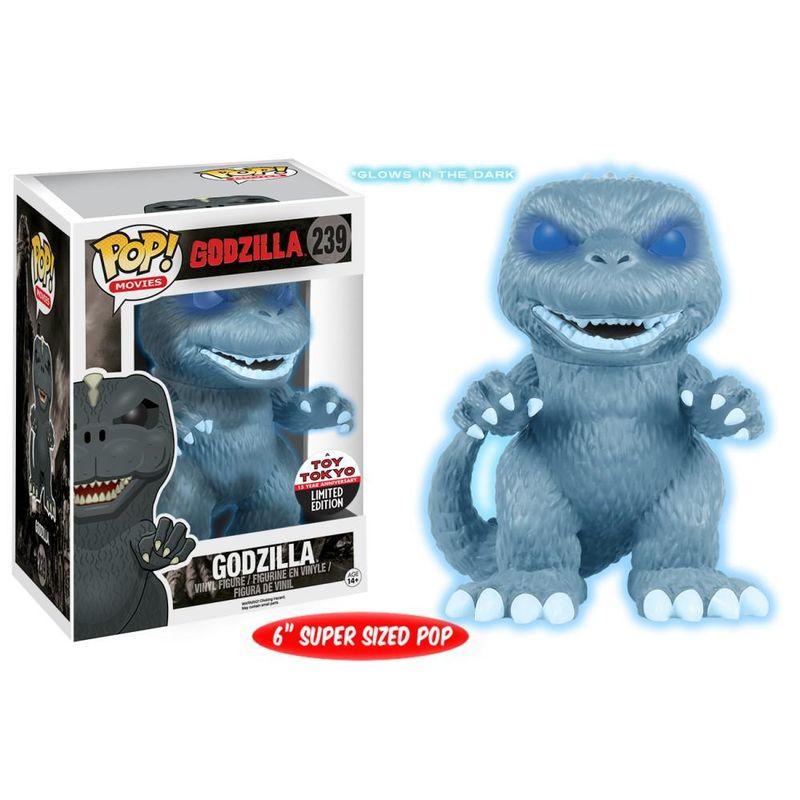 Godzilla (Ghost) (Glow in the Dark)