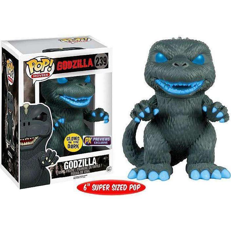 Godzilla (Atomic Breath) (Glow in the Dark)