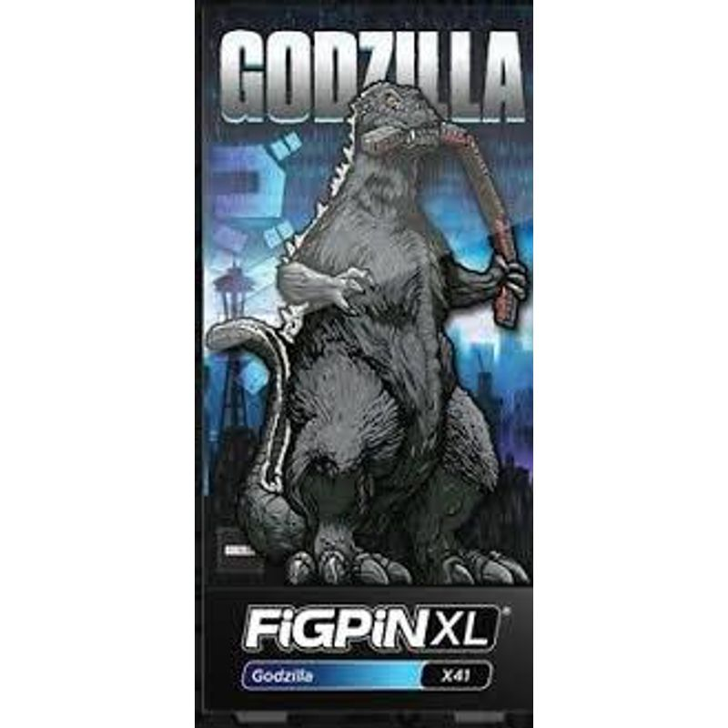 Godzilla (Blue Glow)