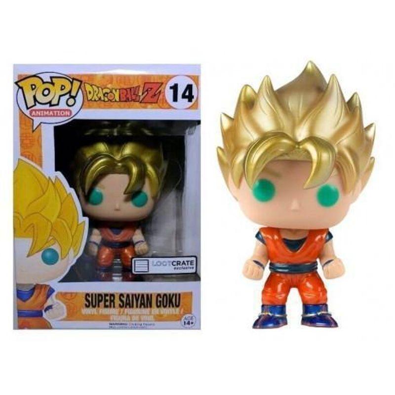 Super Saiyan Goku (Metallic)