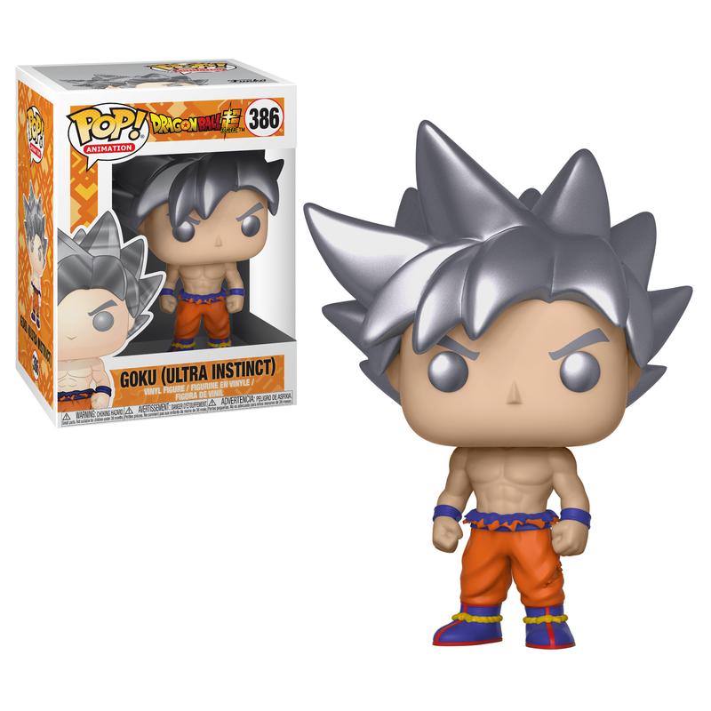 Goku (Ultra Instinct)