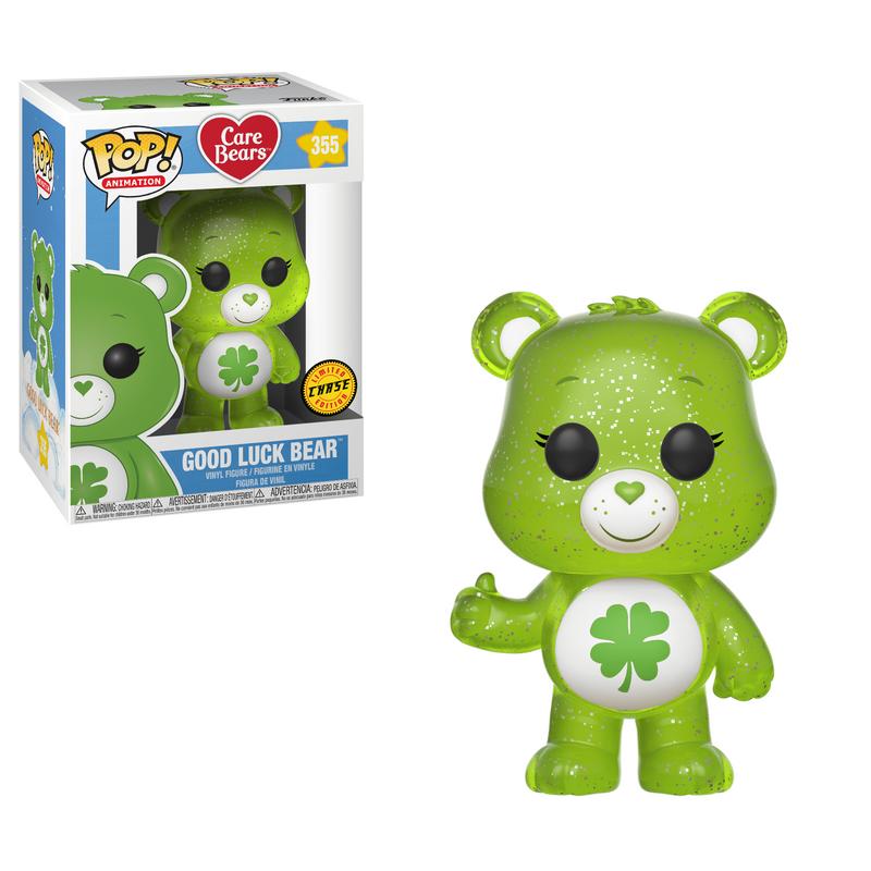 Good Luck Bear (Glitter)