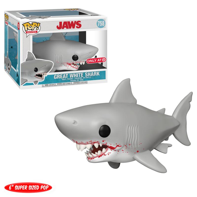 Great White Shark (Bloody)