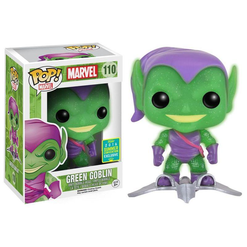 Green Goblin (w/ Glider) (Glow in the Dark) (Glitter) [Summer Convention]