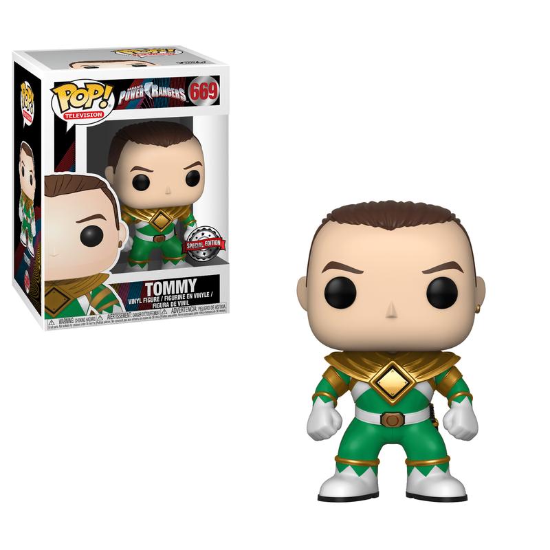 Tommy (Green Ranger)