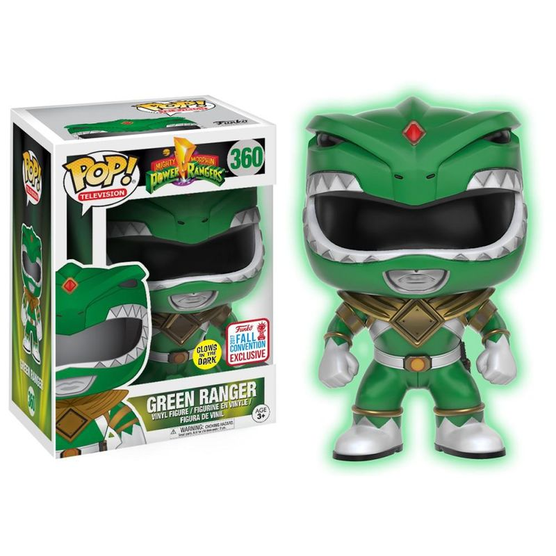 Green Ranger (Glow in the Dark)
