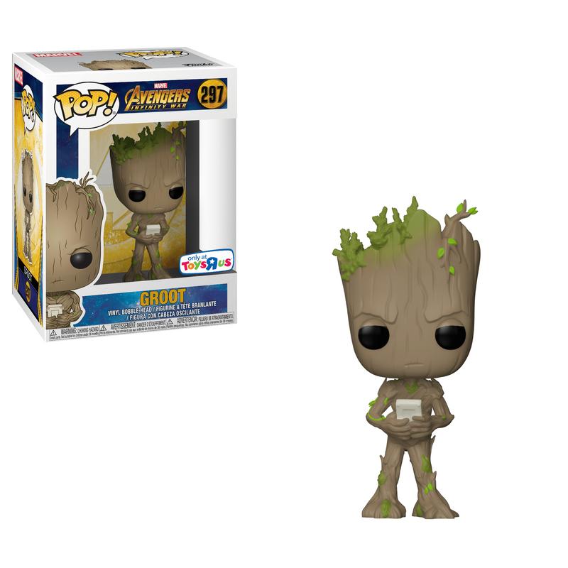Groot (Infinity War) (Moody)