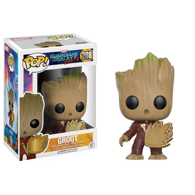 Groot (Vol. 2) (Jumpsuit) (Patch)