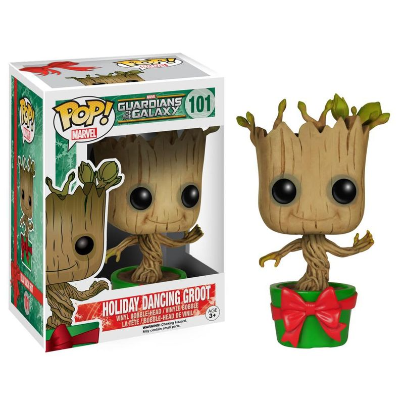 Dancing Groot (Holiday)