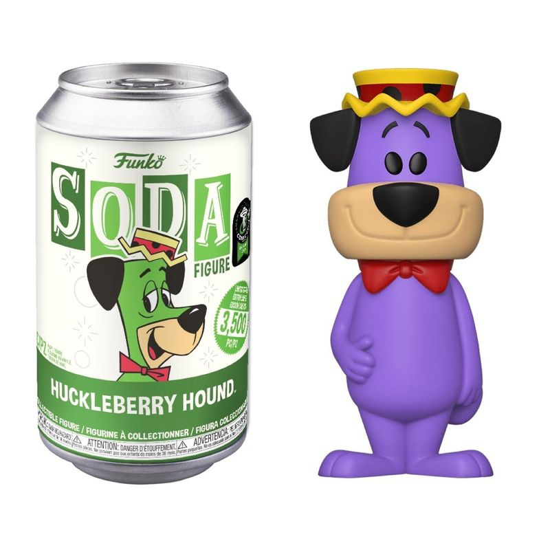 Huckleberry Hound (Purple)