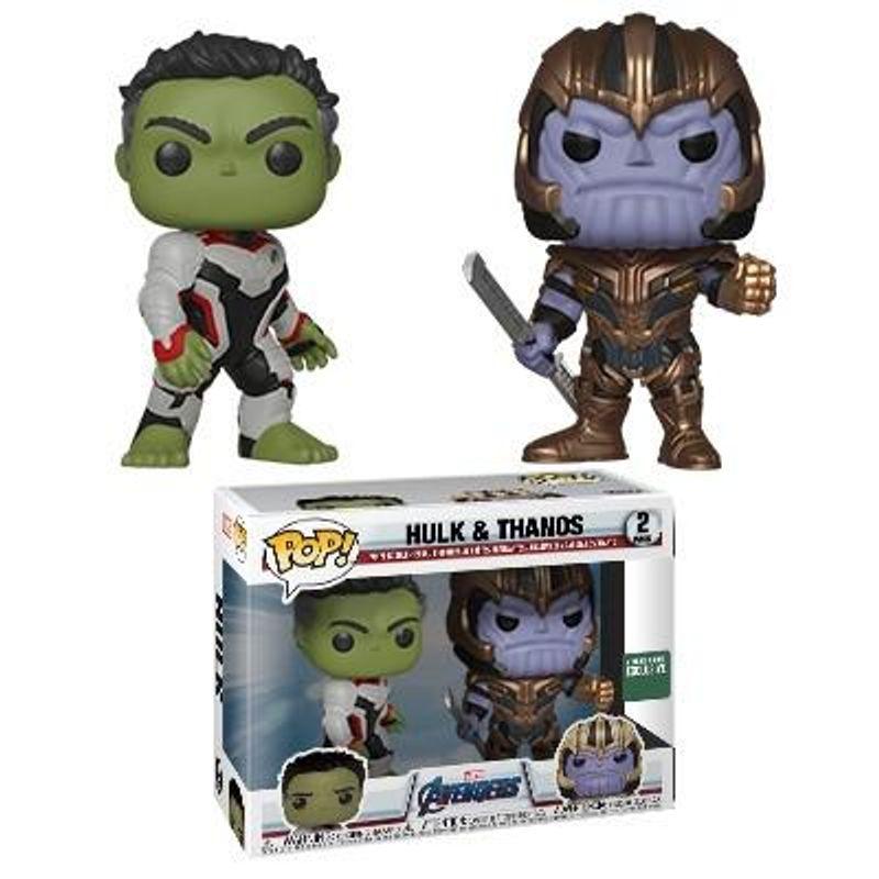 Hulk & Thanos (2-Pack)