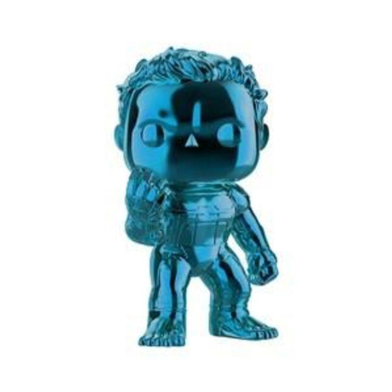 Hulk (Blue Chrome)