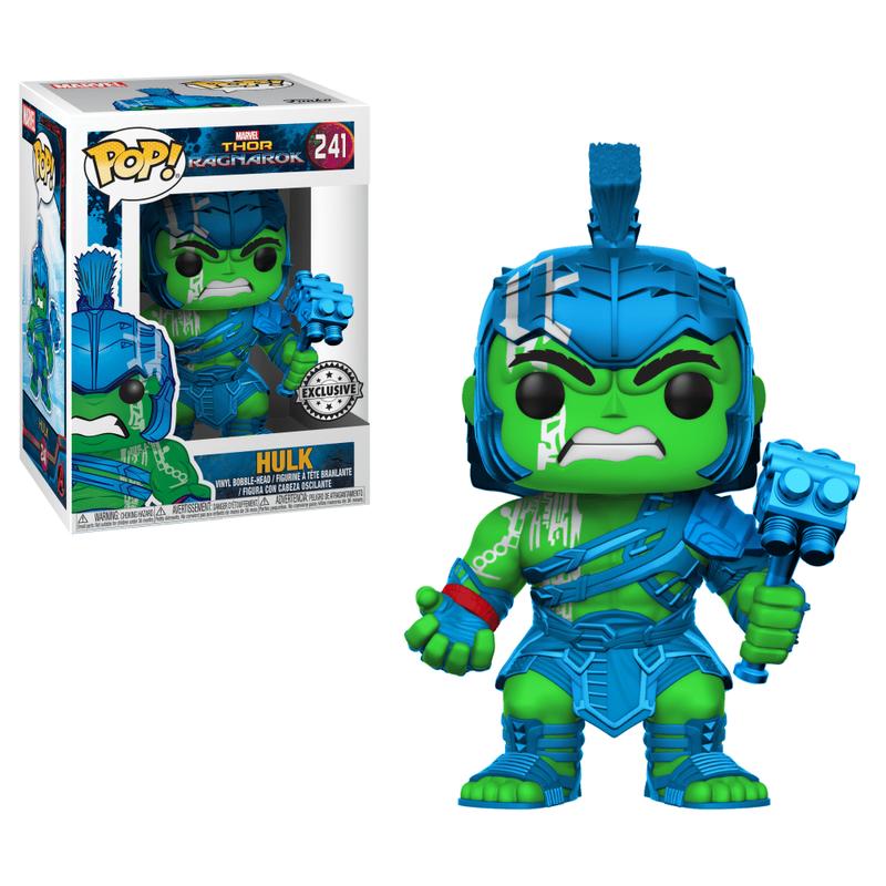 Hulk (Ragnarok) (Blue)