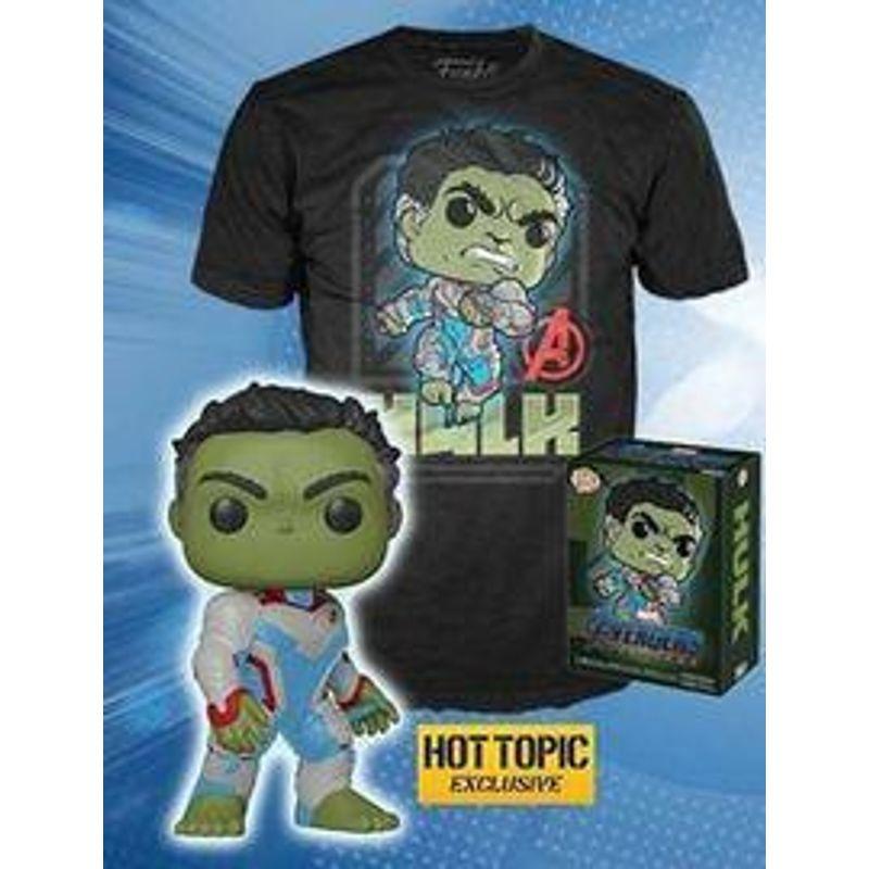 Hulk (Quantum Realm Suit) (Glow in the Dark)