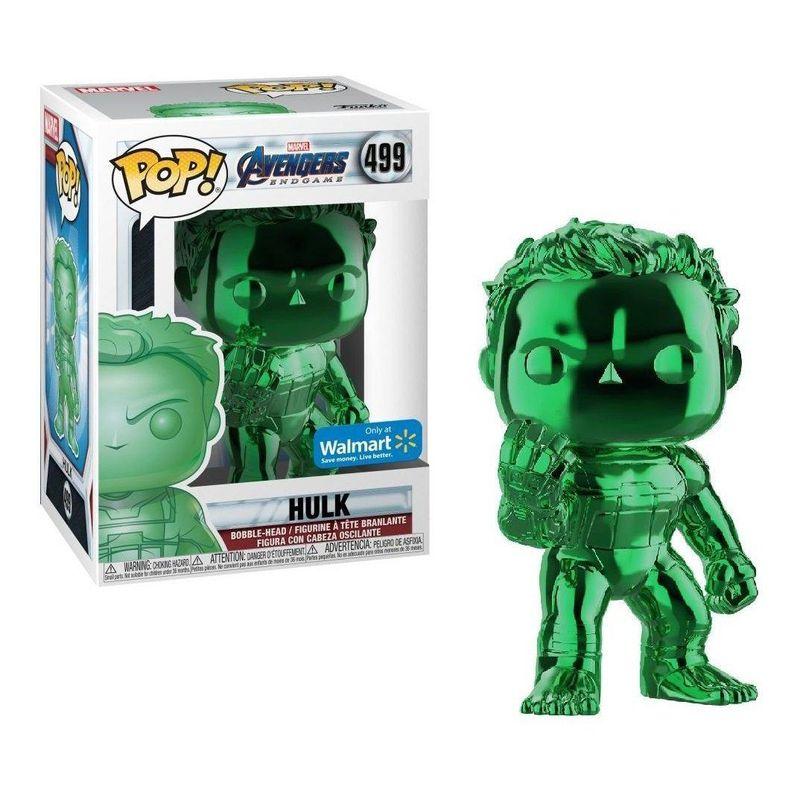 Hulk (Green Chrome)