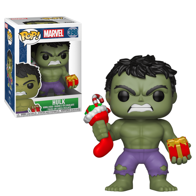 Hulk (With Presents)