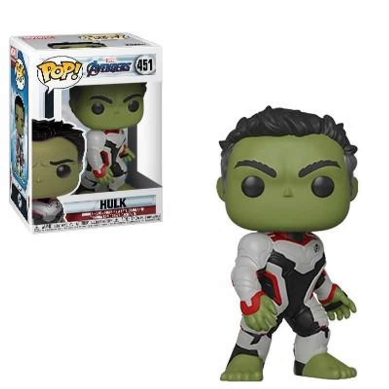 Hulk (Quantum Realm Suit)