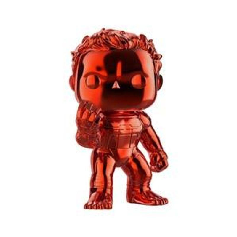 Hulk (Red Chrome)