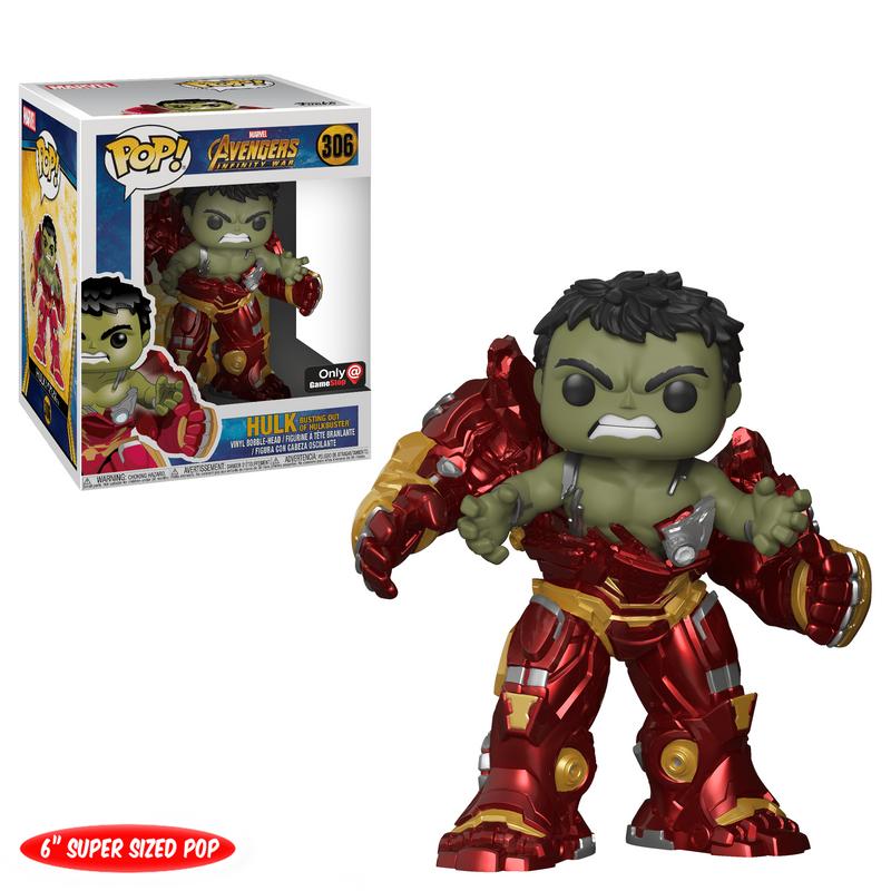 Hulk Busting Out of Hulkbuster