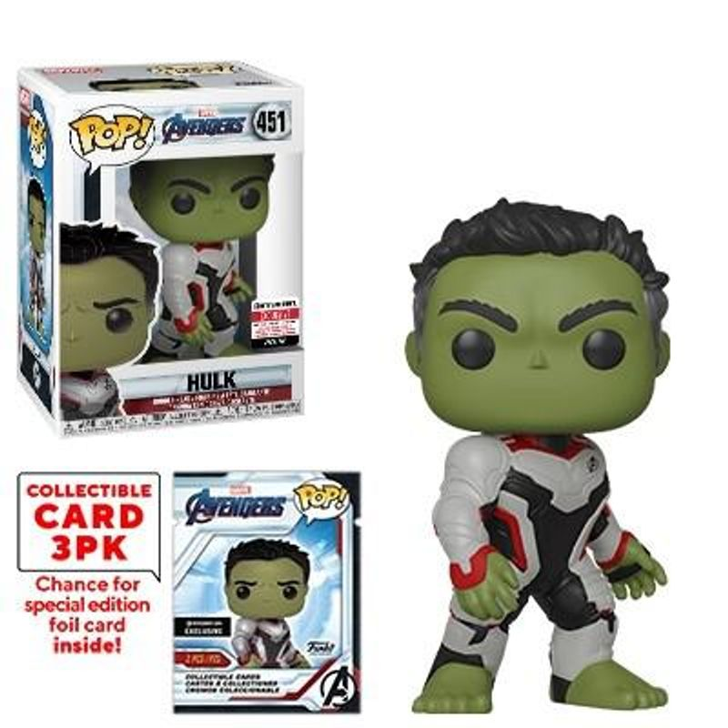 Hulk (Quantum Realm Suit) (Collectible Cards)