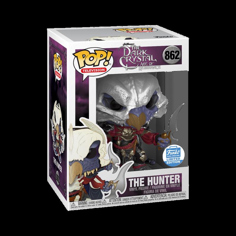 The Hunter (Metallic)