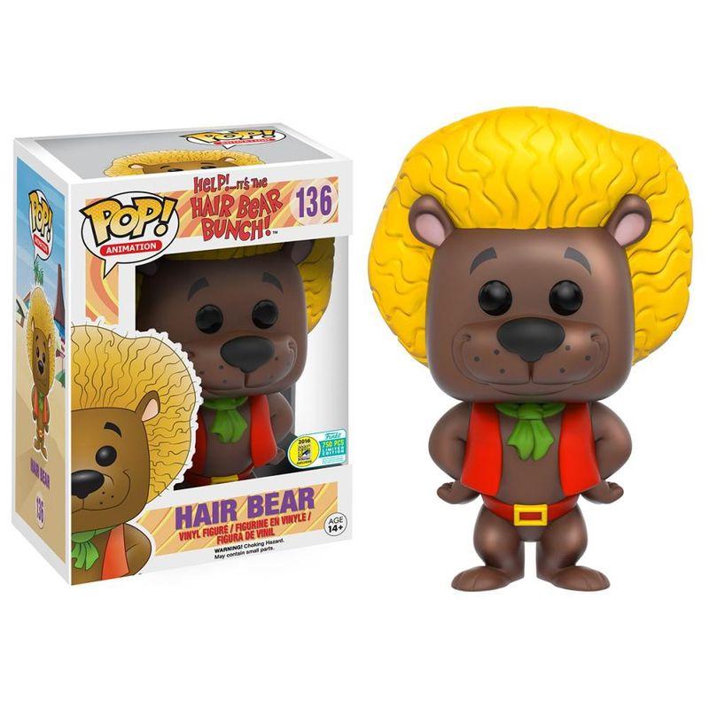 Hair Bear (Brown)