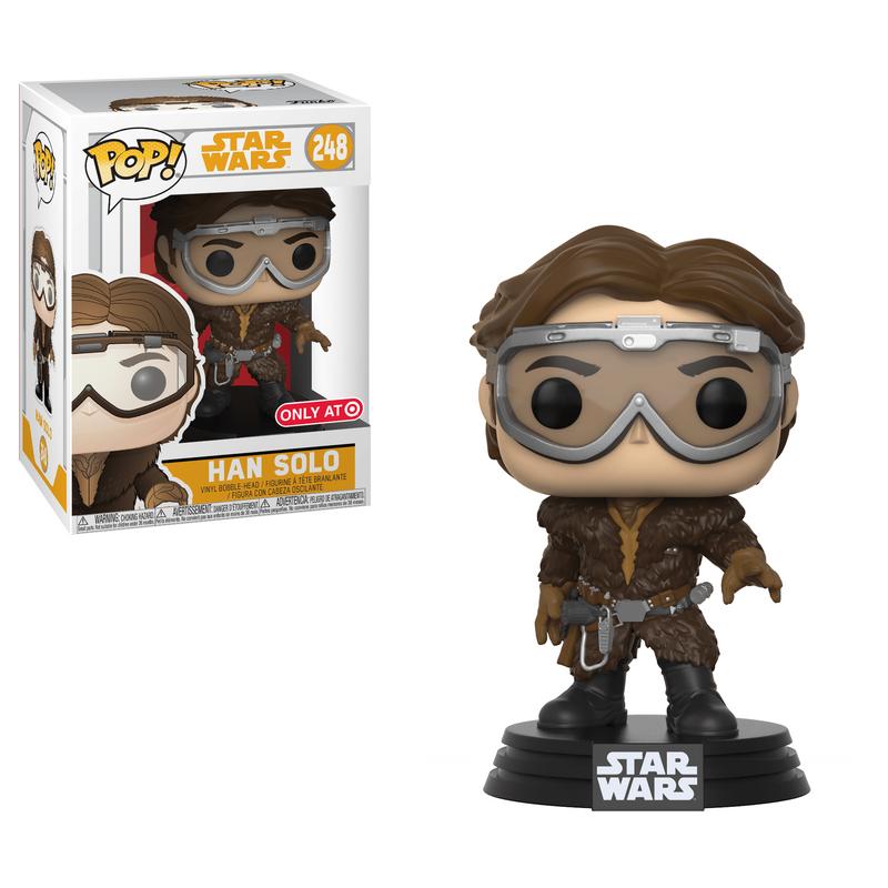 Han Solo (Solo Movie) (Goggles)