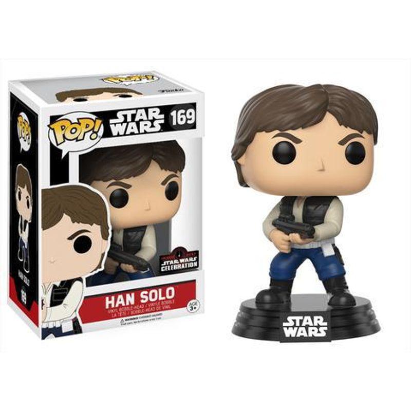Han Solo (Action Pose) [Celebration]