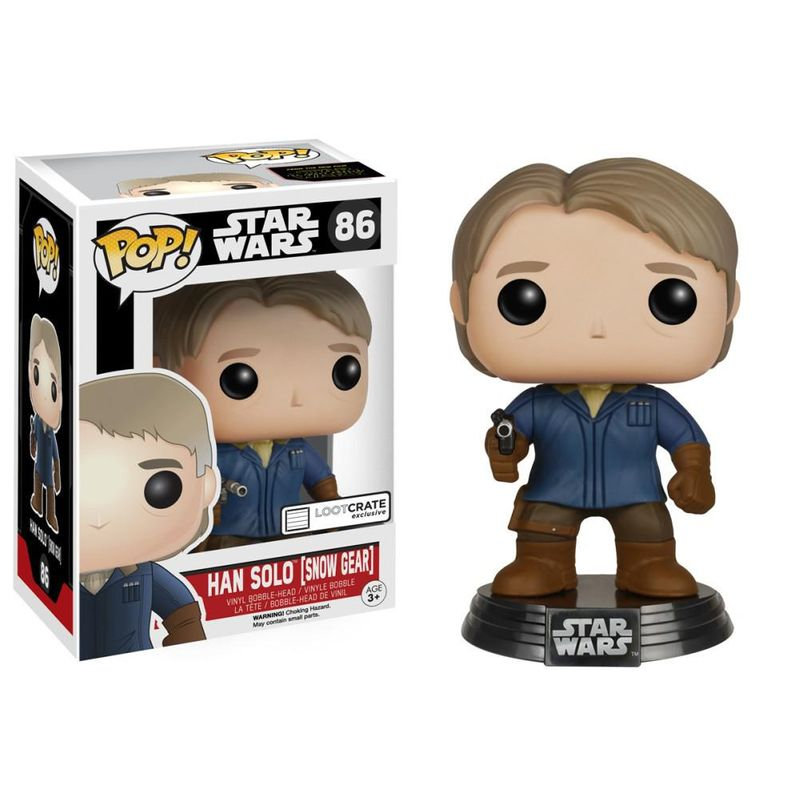 Han Solo (The Force Awakens) (Snow Gear)