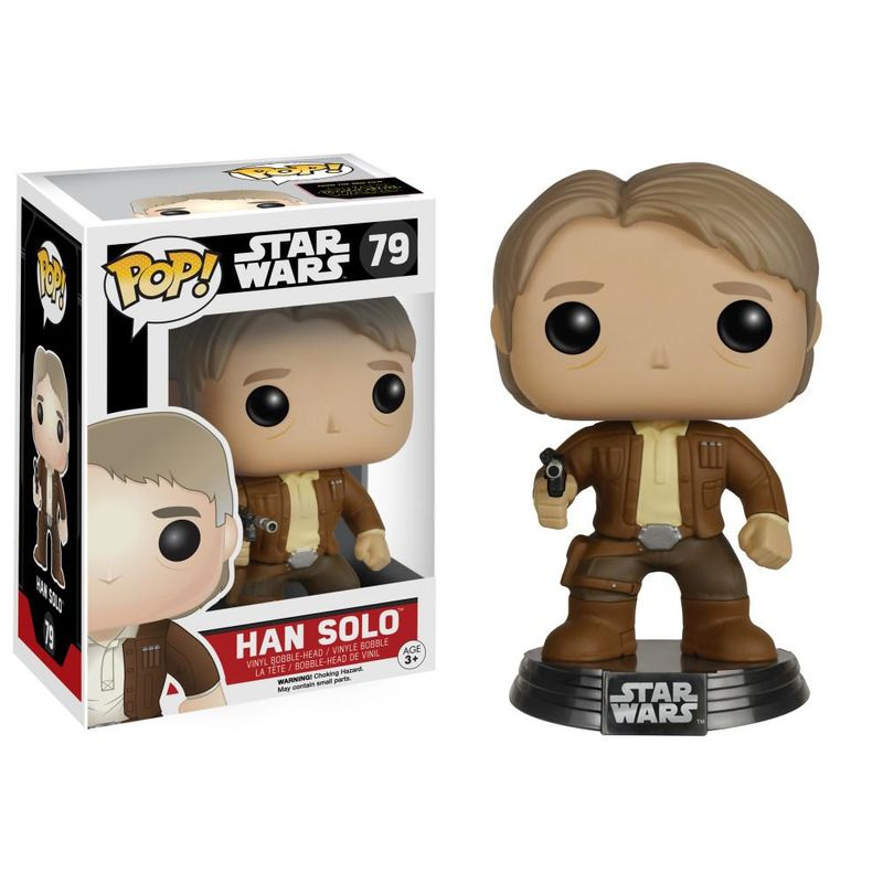 Han Solo (The Force Awakens)