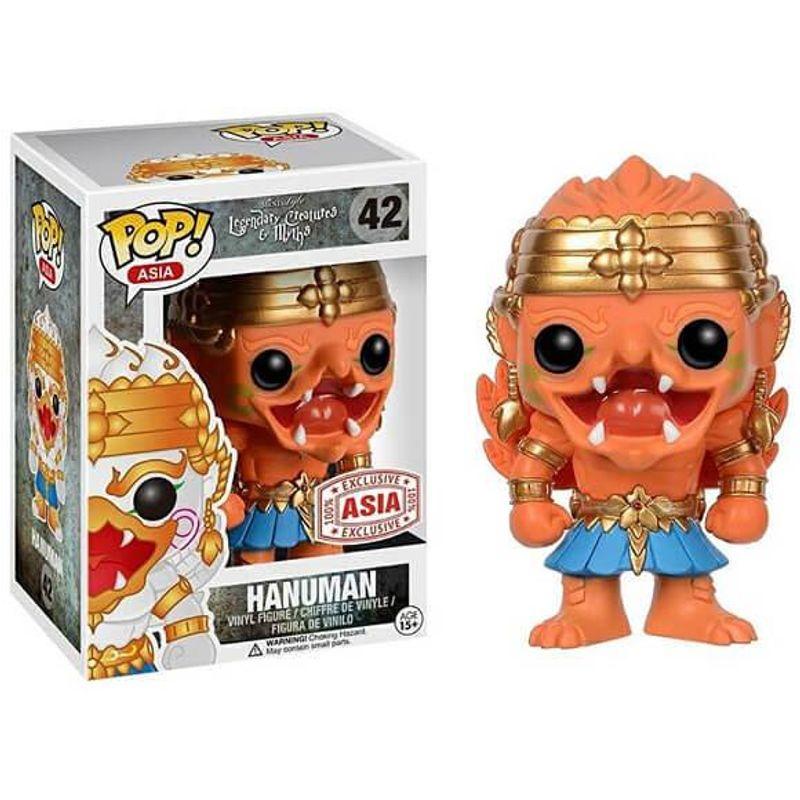Hanuman (Orange)