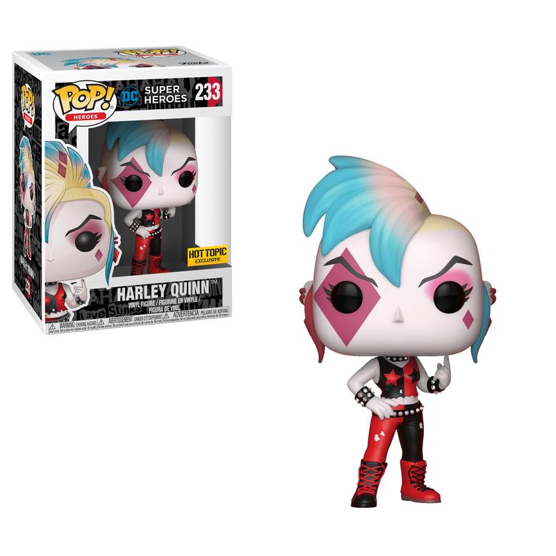 Harley Quinn (Skullbags)