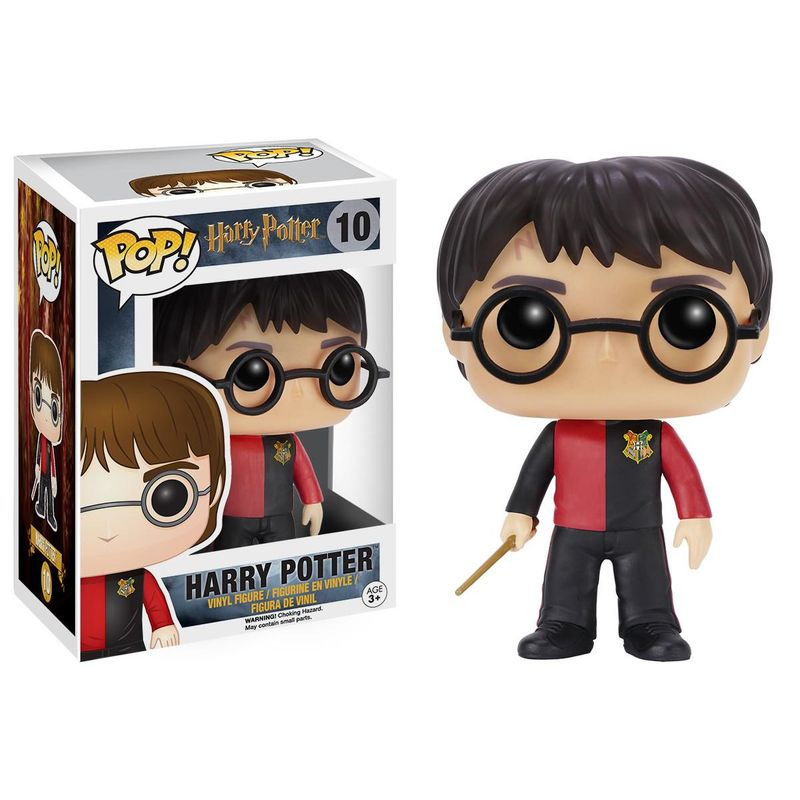 Harry Potter (Tri Wizard)