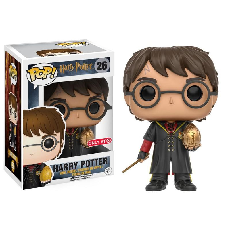 Harry Potter (Tri Wizard with Golden Egg)