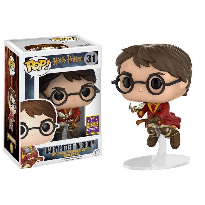Harry Potter on Broom [Summer Convention]