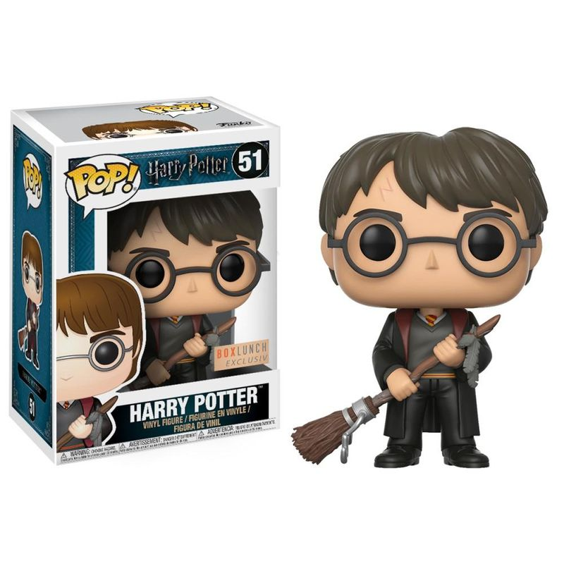 Harry Potter (Firebolt)