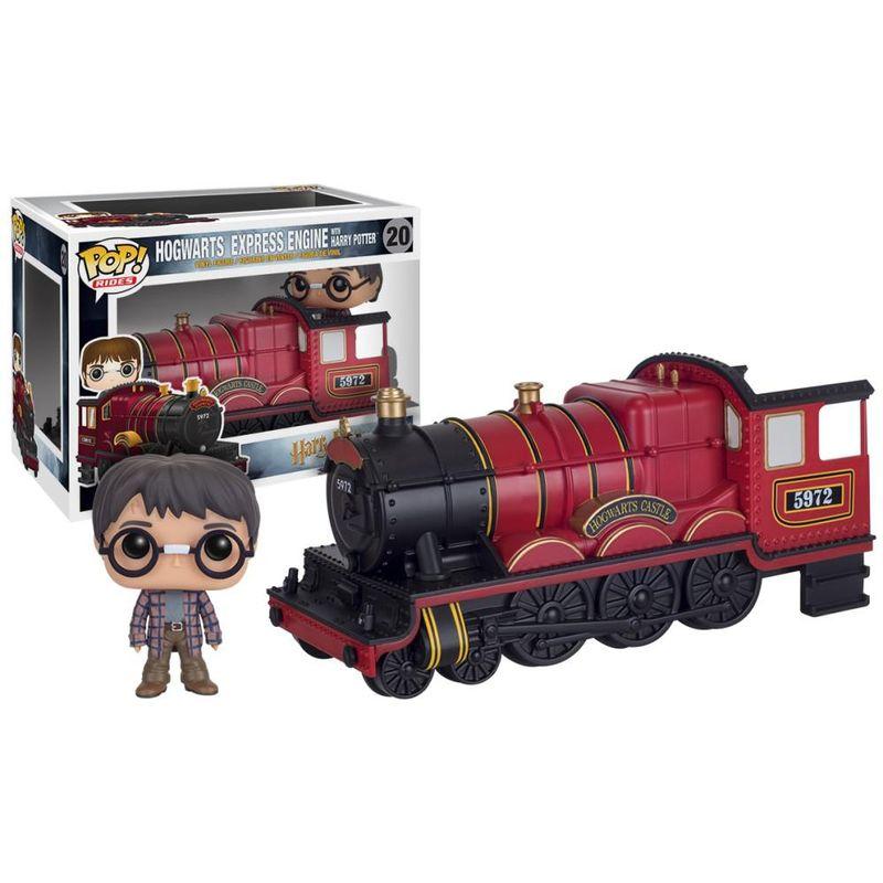 Hogwarts Express Engine (w/Harry Potter)