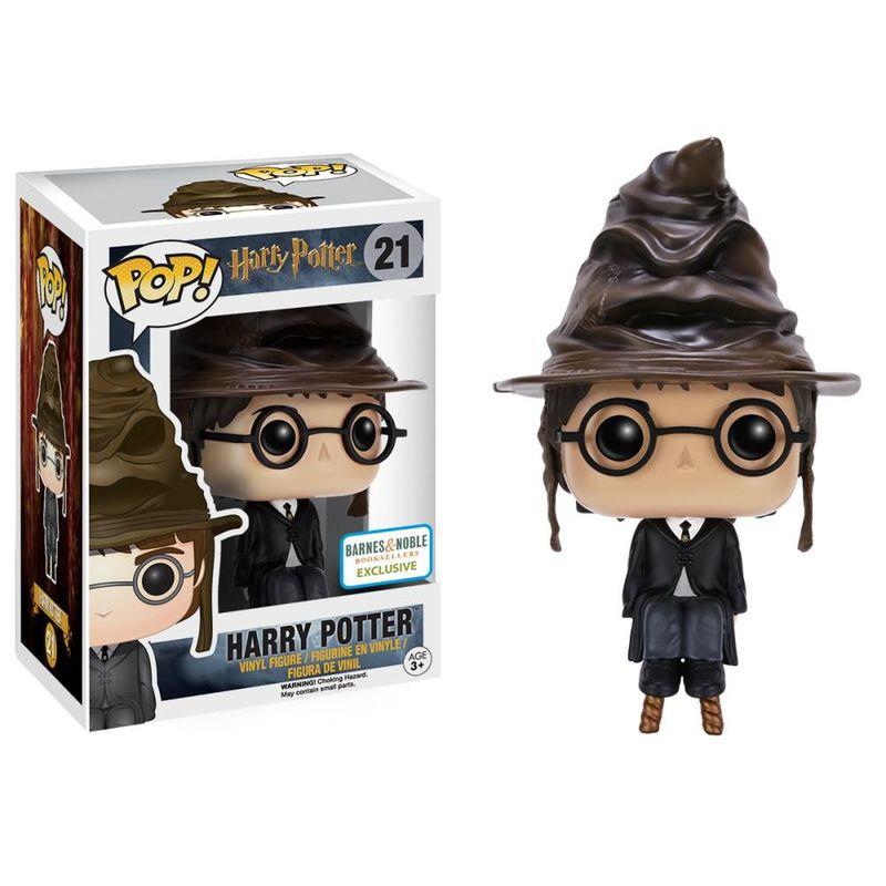 Harry Potter (Sorting Hat)