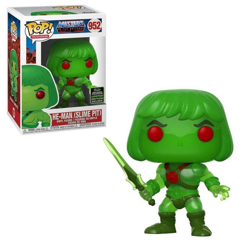 He-Man (Slime Pit) [Spring Convention]